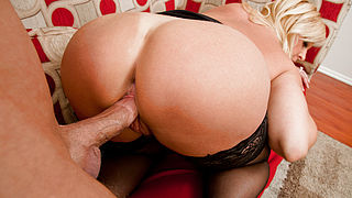Alexis Golden and Bill Bailey in My Friends Hot Mom