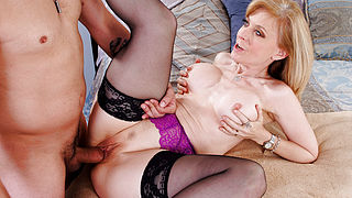 Nina Hartley and Anthony Rosano in My Friends Hot Mom