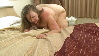 Blonde BBW Milf Demands she Needs BBC Creampie. Submissive