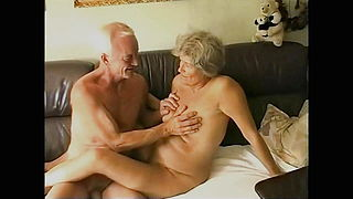Danish old and youg amateur couples