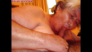 HelloGranny Amateur Latin Matures in Slideshow