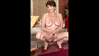 0017 Nude cunts of Grannys and Milfs
